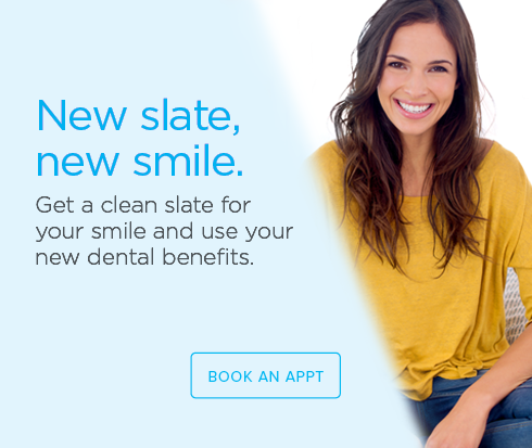 Alamo Smiles Dental Group - New Year, New Dental Benefits