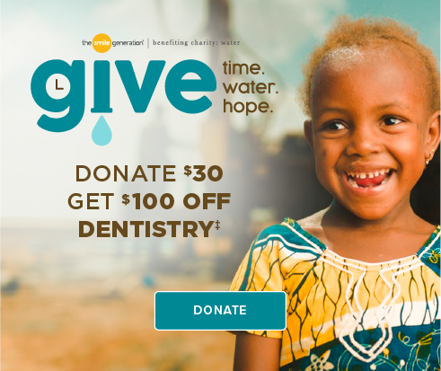 Donate $30, Get $100 Off Dentistry - Alamo Smiles Dental Group